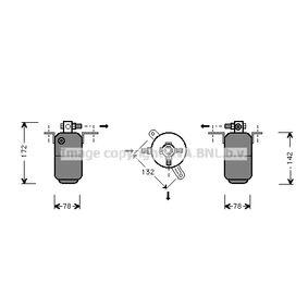 PRASCO Wärmetauscher, Innenraumheizung VW6301 für AUDI Q7 (4L) 3.0 TDI ab Baujahr 11.2007, 240 PS