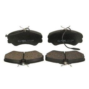 Bremsbelagsatz, Scheibenbremse Breite: 144,9mm, Höhe: 71,6mm, Dicke/Stärke: 19,5mm mit OEM-Nummer 4251 05