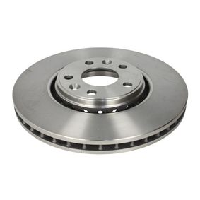 Brake Disc Brake Disc Thickness: 28,0mm, Num. of holes: 5, Ø: 320mm, Ø: 320mm with OEM Number 40206-0003R