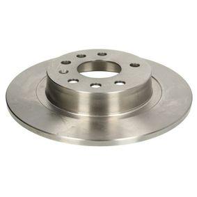 Bremsscheibe Bremsscheibendicke: 10mm, Lochanzahl: 5, Ø: 277,9mm mit OEM-Nummer 93 184 247