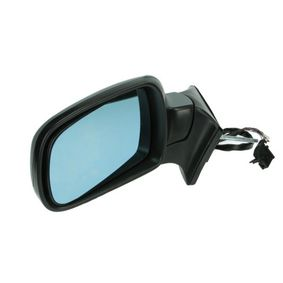 BLIC Side view mirror Left, Electric, Convex, Electronically foldable, Heated, Primed
