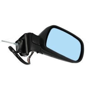 BLIC Side view mirror Right, Electric, Convex, Electronically foldable, Heated, with thermo sensor, Primed
