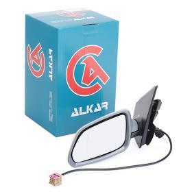 BLIC Espejo lateral izquierda, mecánico, asférico, imprimado