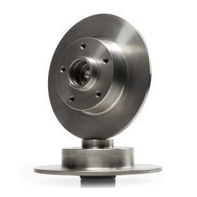 Bremsscheibe BG9112RS MEGANE 3 Coupe (DZ0/1) 2.0 R.S. Bj 2013