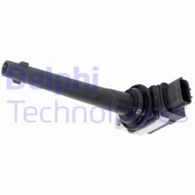 Ignition Coil with OEM Number 7701 065 086