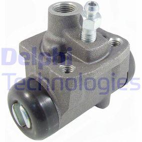 Radbremszylinder Bohrung-Ø: 18mm mit OEM-Nummer 4756087508