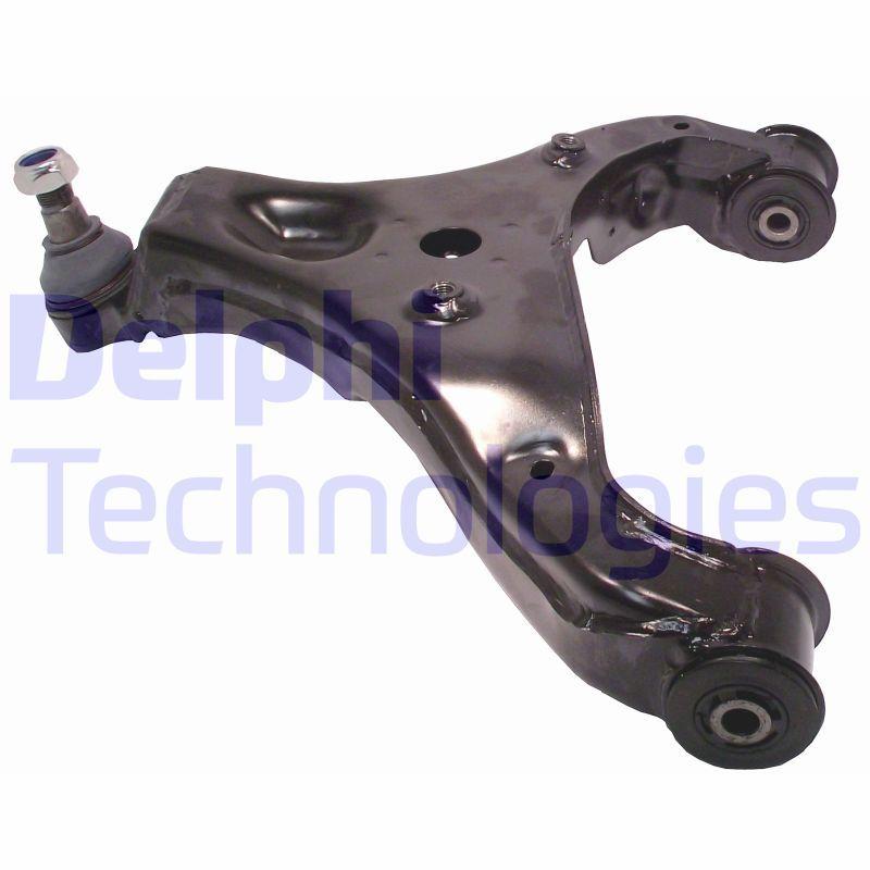 DELPHI  TC2448 Barra oscilante, suspensión de ruedas Long.: 485mm