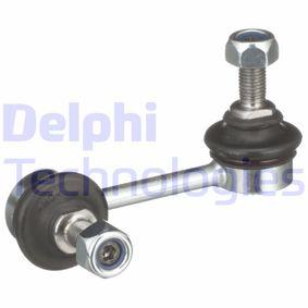 DELPHI Wärmetauscher, Innenraumheizung TSP0525537 für AUDI Q7 (4L) 3.0 TDI ab Baujahr 11.2007, 240 PS