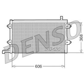 Kondensator, Klimaanlage DCN32003 Golf 4 Cabrio (1E7) 1.6 Bj 2000