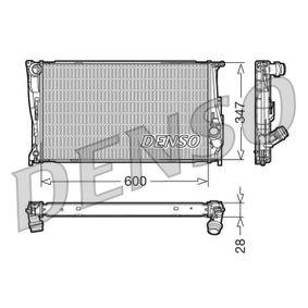 Kühler, Motorkühlung DRM05111 1 Schrägheck (E87) 118d 2.0 Bj 2009