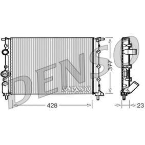 Kühler, Motorkühlung DRM23008 CLIO 2 (BB0/1/2, CB0/1/2) 1.5 dCi Bj 2004