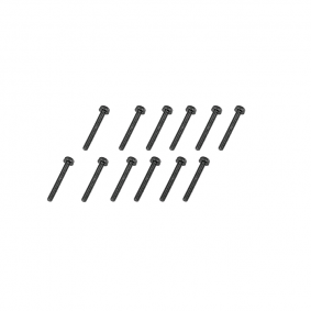 ELRING Schraubensatz, Lagerbock-Kurbelwelle 897.450 für AUDI 90 (89, 89Q, 8A, B3) 2.2 E quattro ab Baujahr 04.1987, 136 PS