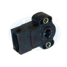 ERA Sensor, Drosselklappenstellung 550082 für FORD ESCORT VI Stufenheck (GAL) 1.4 ab Baujahr 08.1993, 75 PS