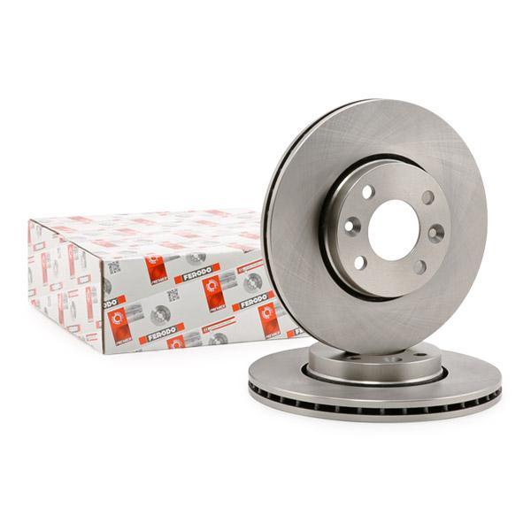 Disc Brakes FERODO DDF12011 expert knowledge