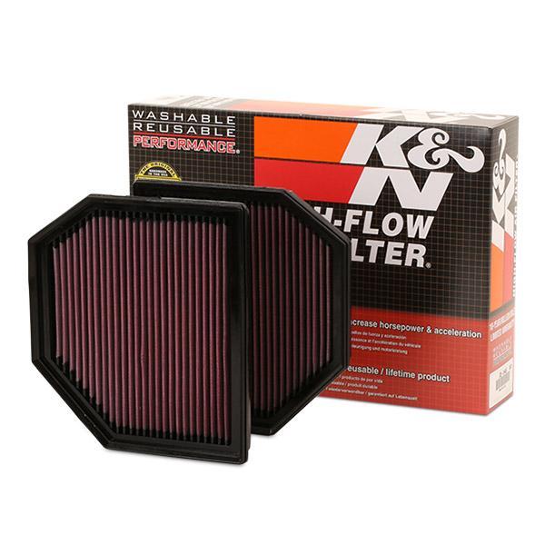 Air Filter K&N Filters 33-2488 expert knowledge