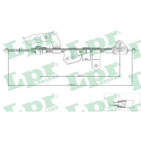 Cable, parking brake Article № C0132B £ 140,00