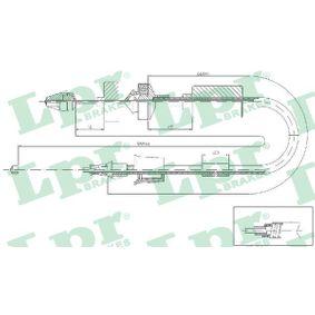 Seilzug, Kupplungsbetätigung C0199C CLIO 2 (BB0/1/2, CB0/1/2) 1.5 dCi Bj 2018