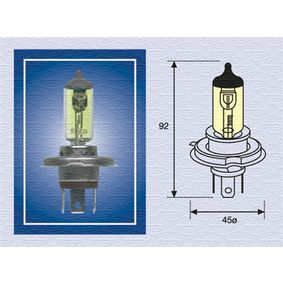Bulb, spotlight with OEM Number 009600330000