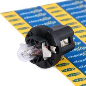 Крушка с нагреваема жичка, осветление на уредите B2,4W, B8,5d, 1,2ват, 12волт 003723100000