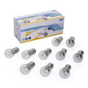 Крушка с нагреваема жичка, мигачи P21W, BA15s, 12волт, 21ват 008506100000