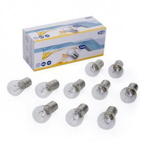 Bulb, indicator P21W, BA15s, 12V, 21W 008506100000 FORD FIESTA, TRANSIT, KA
