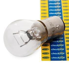 Bulb, stop light P21/4W, BAZ15d, 12V, 21/4W 008529100000