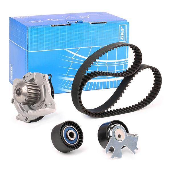 Timing belt and water pump kit SKF VKMC 03205 expert knowledge