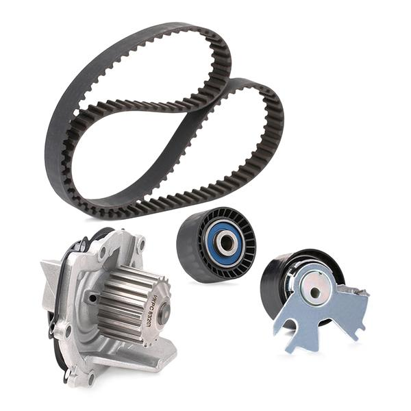 Timing belt and water pump kit SKF VKMC03205 7316575888770