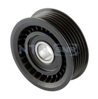SNR  GA353.72 Umlenkrolle Keilrippenriemen Ø: 69,5mm, Breite 1: 22,7mm