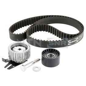 Timing Belt Set with OEM Number 55238027