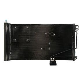 Kondensator, Klimaanlage mit OEM-Nummer A203 500 1354