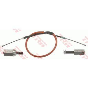 Seilzug, Feststellbremse GCH2690 TWINGO 2 (CN0) 1.2 16V Bj 2020