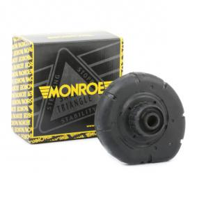 MONROE Fjäderbens-stödlager MK243 med OEM Koder 30683637
