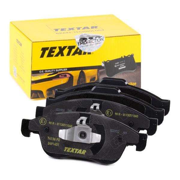 Bremsklötze TEXTAR 24914 Erfahrung