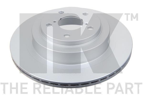Bremsscheiben 314414 NK 314414 in Original Qualität