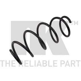 Coil Spring Length: 417mm, Length: 417mm, Length: 417mm, Thickness: 12,62mm, Ø: 157mm with OEM Number 169 321 2704