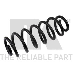 NK  543720 Fahrwerksfeder Länge: 310,00mm, Dicke/Stärke: 11,97mm, Ø: 108,00mm