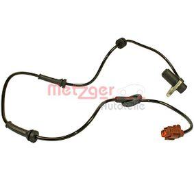 Sensor, Raddrehzahl Art. Nr. 0900716 120,00€