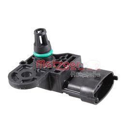 Sensor, intake manifold pressure 0906046 PANDA (169) 1.2 MY 2012
