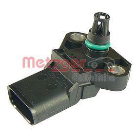 Датчик, налягане при принудително пълнене 0906094 Golf 5 (1K1) 1.9 TDI Г.П. 2006