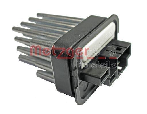 Steuergerät, Heizung / Lüftung 0917034 METZGER 0917034 in Original Qualität