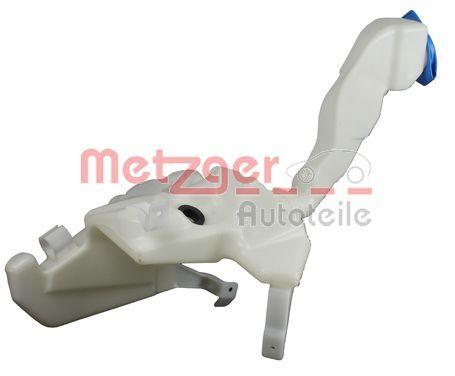 Depósito del agua de lavado, lavado de parabrisas METZGER 2140070 evaluación