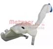 METZGER Scheibenwaschbehälter SKODA mit Deckel, ohne Sensor