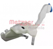 METZGER Windscreen washer reservoir SSANGYONG with lid, without sensor