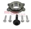 OEM Wheel Bearing Kit METZGER WM6649