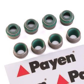 Seal Set, valve stem HR816 PANDA (169) 1.2 MY 2006