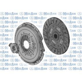Kupplungssatz Ø: 200mm mit OEM-Nummer 6 68 653