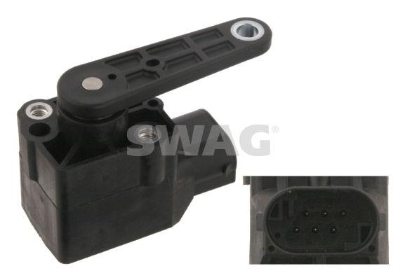 SWAG Sensori, Xenonvalo (ajovalokorkeuden