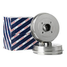 Bremstrommel Br.Tr.Durchmesser außen: 234mm mit OEM-Nummer 7700818346