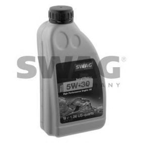 Motoröl für VW GOLF IV (1J1) 1.6 100 PS ab Baujahr 08.1997 SWAG Motoröl (15 93 2945) für